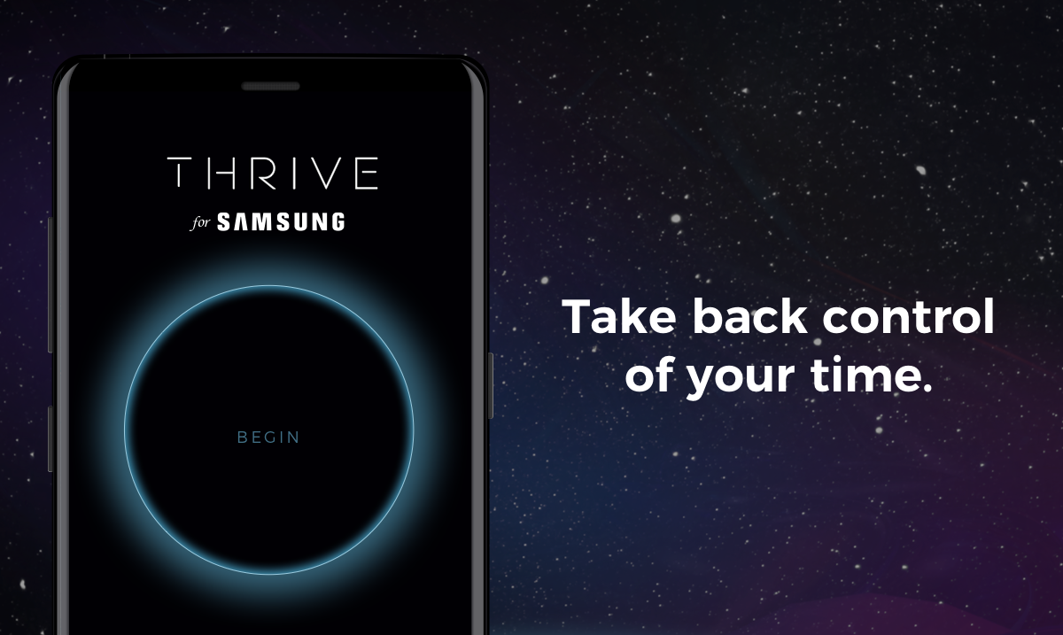 Thrive app from Samsung