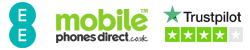 EE deal at Mobile Phones Direct