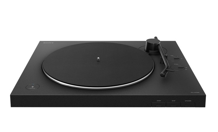 sony bluetooth record deck