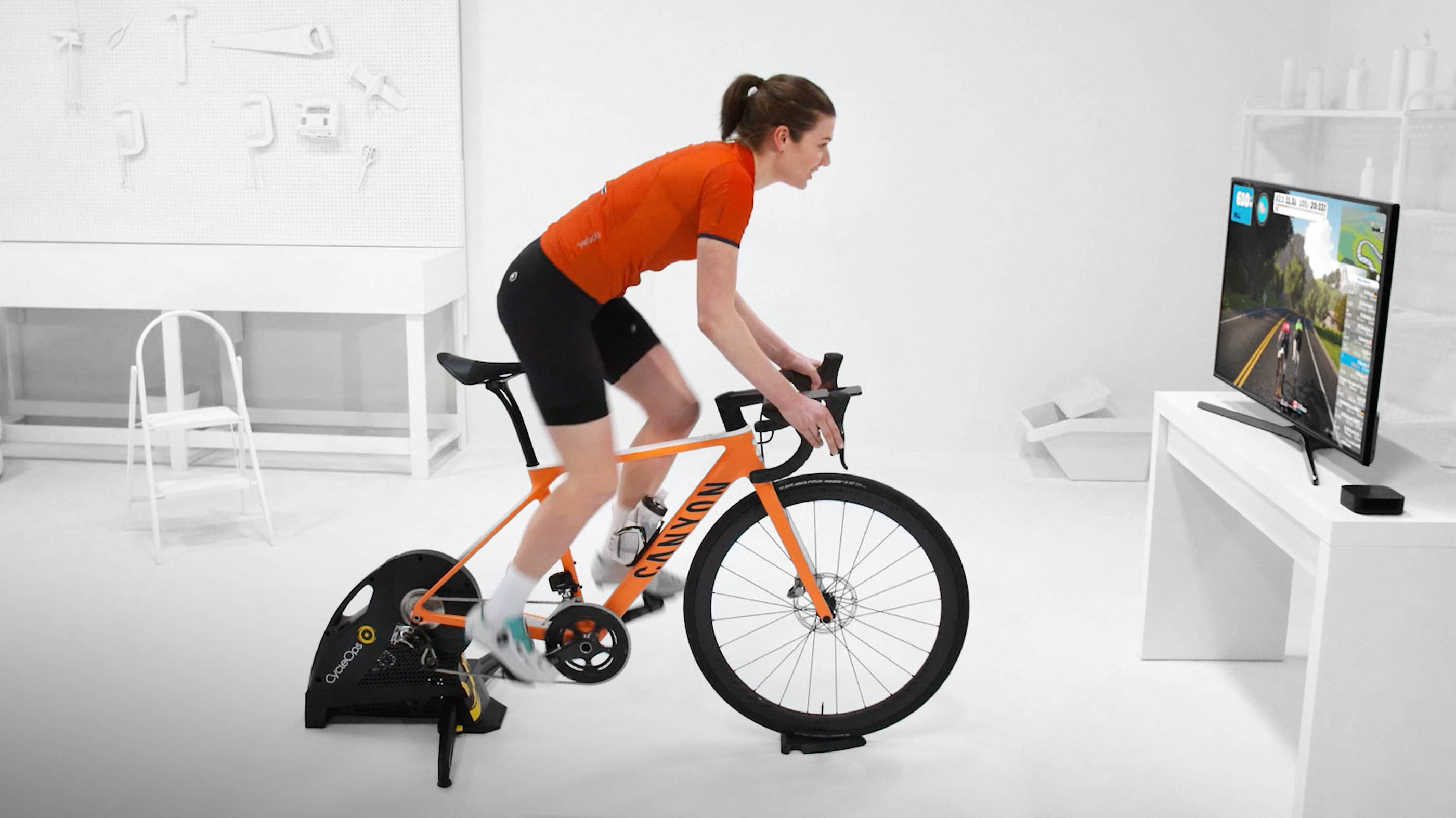 zwift fitness tracker