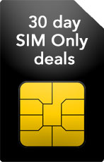 30 day sim only deals