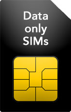 data only sim only deals