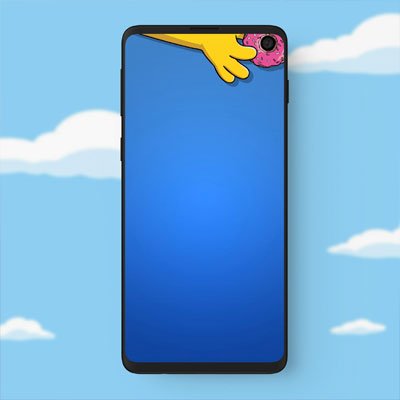 Amazing Wallpapers For Your Samsung Galaxy S10 That Hide The Display Punch Hole