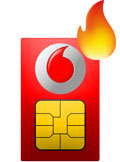 Vodafone SIM only hot deal