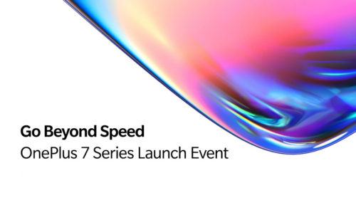 OnePlus 7 launch event