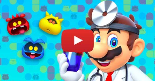 Dr Mario World mobile game