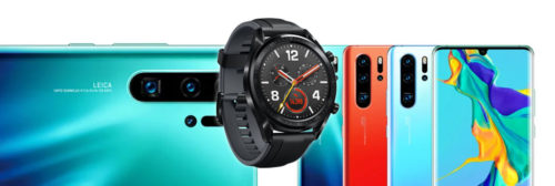 Huawei P30 Pro and free GT Watch