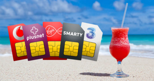 Summer SIM only deals