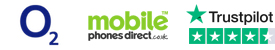 O2 at Mobile Phones Direct