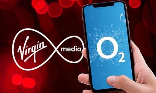 Virgin and O2 merger