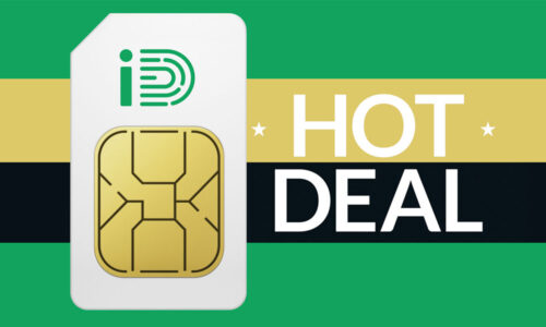 iD Mobile hot sim only deal