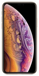 iPhone XS Max silver back